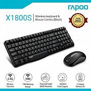 Беспроводная клавиатура и мышка RAPOO X1800S Ташкент