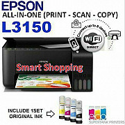 МФУ EPSON L3150 (3в1+, Wi-Fi, струйный принтер) Ташкент