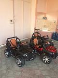 Новый детский электромобиль багги колеса резиновые доставка из г.Ташкент