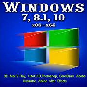 Установку Windows (XP, 7, 8.1, 10) Ташкент